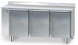 Stół mroźniczy bez agregatu o pojemności 3x110l 1625x700x850 DM-90503.0.0.0 DORA METAL DM-90503.0.0.0 DM-90503.0.0.0