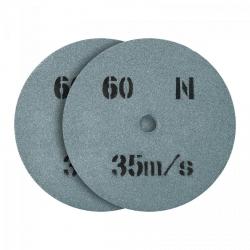 Tarcza do szlifowania - ziarnistość 60 - 150 x 16 mm - 2 szt. MSW 10060804 MSW-GW-150/16-60