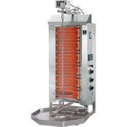Gyros, kebab, grill elektryczny, POTIS, E-3, STALGAST 777535 777535