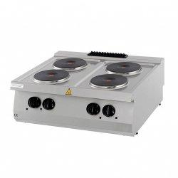 Kuchenka elektryczna Maxima 700 4 płyty 80 X 70 CM MAXIMA 09394998 09394998