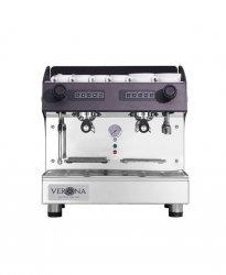 Ekspres do kawy JULIA Compact, 2-grupowy, automatyczny, czarny HENDI 207499 207499