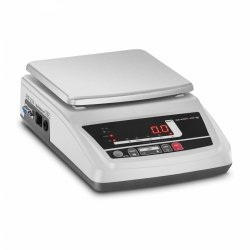 Waga laboratoryjna - LED - 6000 g / 0,1 g STEINBERG 10030518 SBS-LW-6000