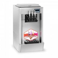 Maszyna do lodów włoskich - 20 l/h - 3 smaki ROYAL CATERING 10011365 RCSI-20-3