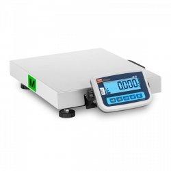 Waga paczkowa - 150 kg / 50 g - legalizacja - 40 x 50 cm TEM 10200026 BEK+C040X050150-F-B1