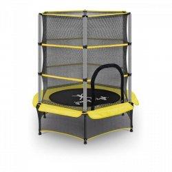 Trampolina dla dzieci - żółta - do 50 kg UNIPRODO 10250373 UNI_TRAMPOLINE_02