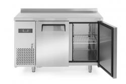 Stół mroźniczy Kitchen Line 2-drzwiowy z agregatem bocznym, linia 600 HENDI 233351 233351