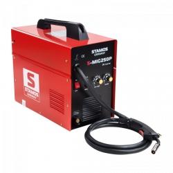 Spawarka MIG/MAG - 250 A - 230 V - przenośna STAMOS 10020022 S-MIG 250P