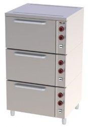 Piekarnik elektryczny 3x GN 2/1 EPP - 03 REDFOX 00020383 EPP - 03