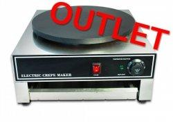 OUTLET | Naleśnikarka elektryczna pojedyncza COOKPRO 500010010 500010010