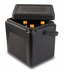 Pojemnik termoizolacyjny z uchwytem 20 l STALGAST 054201 054201
