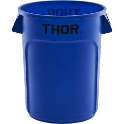 Pojemnik uniwersalny na odpadki, thor, niebieski, v 120 l STALGAST 068126 068126