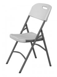 Krzesło cateringowe - białe HENDI 810965 810965