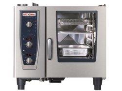 Piec konwekcyjno-parowy CombiMaster® Plus 61 Gazowy RATIONAL B619200.30B202 CombiMaster® Plus 61 Gazowy