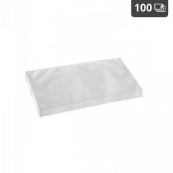 Worki moletowane do pakowania próżniowego - 100 szt. - 20 x 30 cm ROYAL CATERING 10010674 RCVB-20X30-100