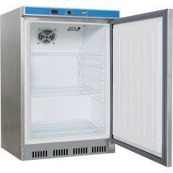 Szafa chłodnicza 130 l, wnętrze z ABS, stal nierdzewna STALGAST 880175 880175
