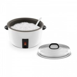 Urządzenie do gotowania ryżu - 23 litry ROYAL CATERING 10010567 RCRK-10A