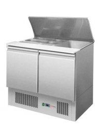 Stół chłodniczy na sałatki S - 900 REDFOX 00001402 S - 900