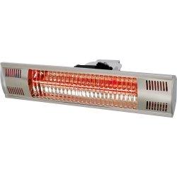 Lampa grzewcza ścienna 45 cm STALGAST 692321 692321
