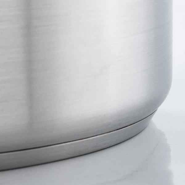 Garnek średni d 360 mm 22,4 l z pokrywką