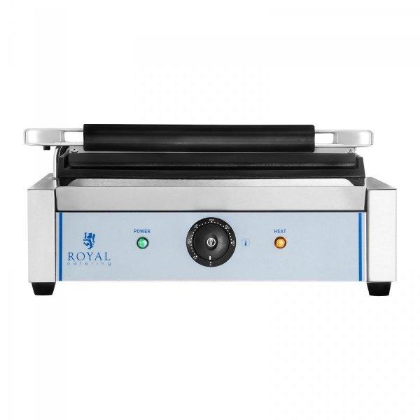 Grill kontaktowy - 2200 W ROYAL CATERING 10010336 RCKG-2200-F