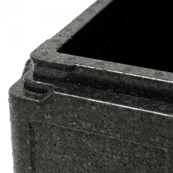 Pojemnik termoizolacyjny z pokrywką GN 1/1 250 mm STALGAST 056250 056250