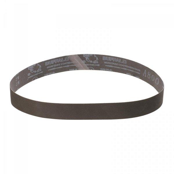 Taśma szlifierska - ziarnistość 800 - 760 mm - 5 szt. MSW 10060644 MSW-AOBELT476-800