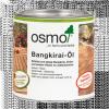 OSMO 006 Bangkirai naturalnie stonowany olej do tarasów 25l