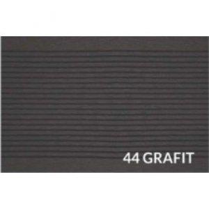 Deska tarasowa Duna - kompozytowa ryflowana 21x146x2400mm Grafit