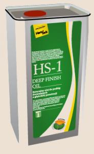 HartzLack HS-1 Deep Finish Oil  1l