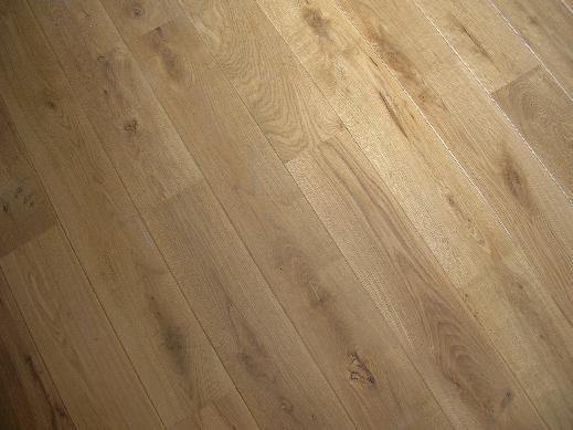 Deska dąb rustic olejowana 3W 15x140x1000-1400mm