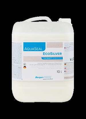 Lakier wodny AquaSeal EcoSilver 10l mat