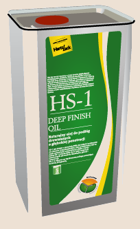 HartzLack HS-1 Deep Finish Oil  1l