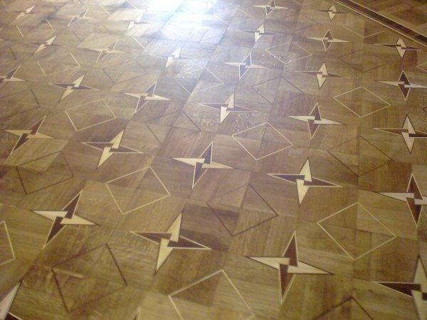 Cyklinowanie bezpyłowe renowacja starej podłogi