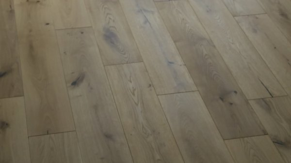 Deska dąb rustic olejowana 3W 15x140x1000-1800mm