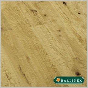Barlinek Pure Dąb Conchi Grande 1 lamela lakier UV, 5Gs 14x180x2200mm