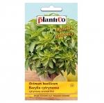 BAZYLIA CYTRYNOWA nasiona 0,5 g PLANTICO