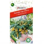 Pomidor balkonowy żółty AZTEK nasiona 0,1g Mini Ogród