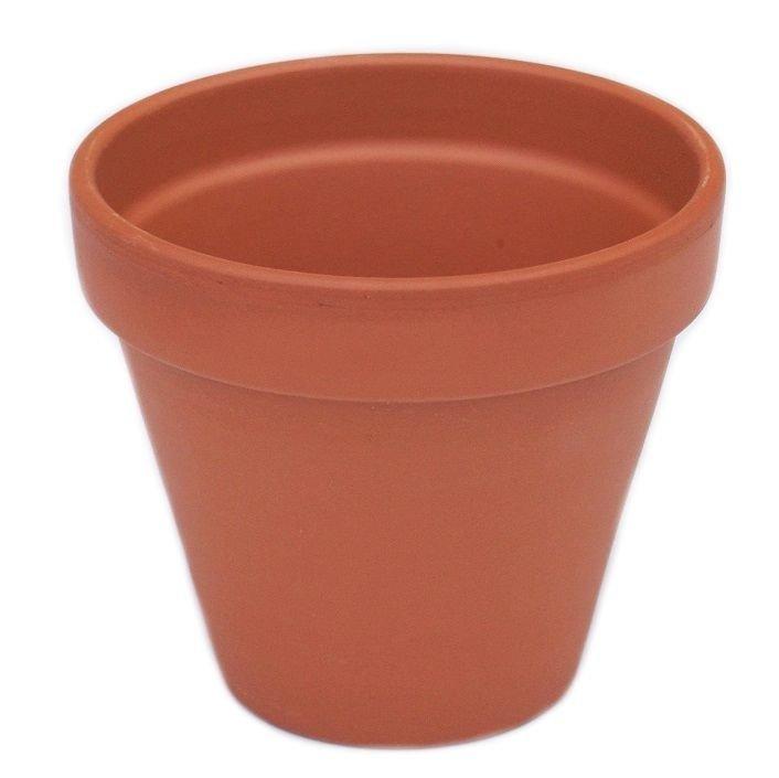 DONICZKA GLINIANA TERAKOTA ceramiczna z gliny 20cm