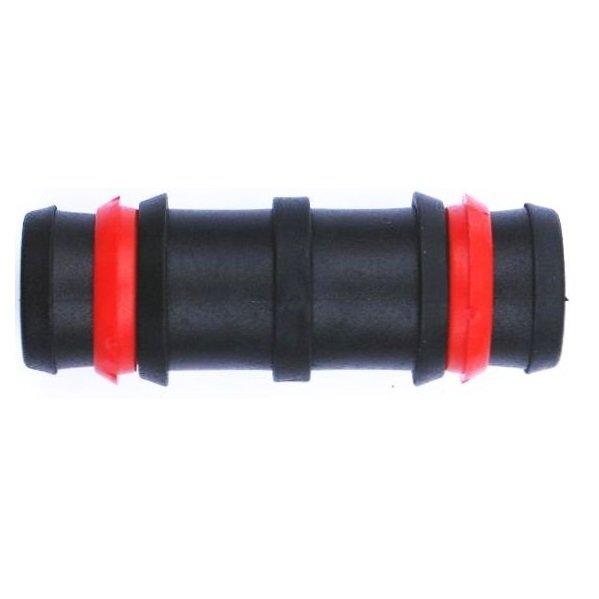 Przelot - złączka wciskana PCV do rur 20 mm