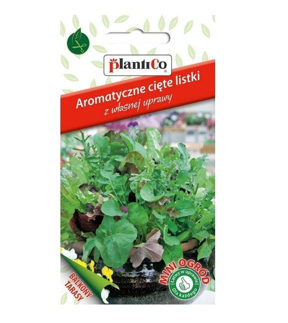AROMATYCZNE CIĘTE LISTKI nasiona 1g Mini Ogród Plantico