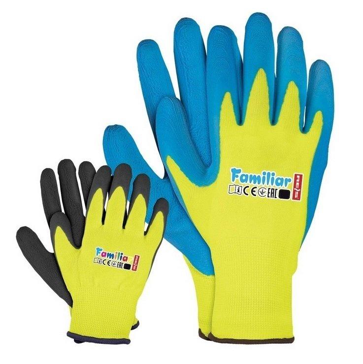 Rękawice robocze dziecięce Familiar