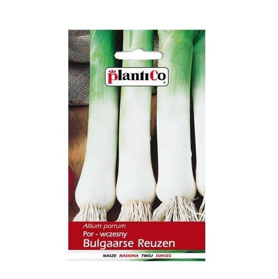 Por wczesny BULGAARSE REUZEN nasiona 1 g PLANTICO