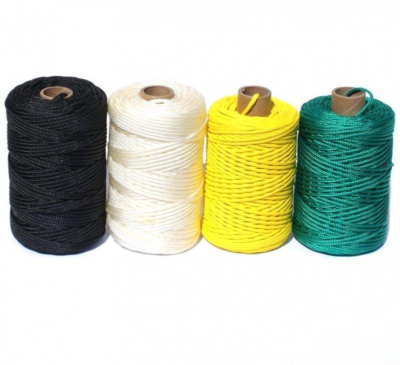 Szpulki polipropylenowe różne kolory