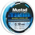 Mustad Plecionka Thor 0,22mm 250m Sea Blue