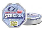 Konger Żyłka podlodowa STEELON ICE CRISTAL 0,20mm 50m