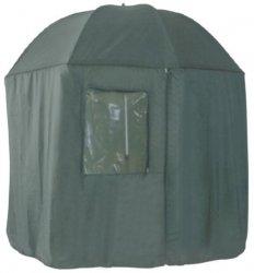 Konger parasol-namiot gumowany LUX 250cm z osłoną