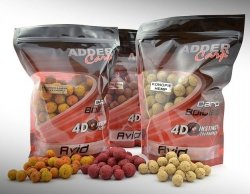 Adder Carp AVID kulki zanętowe 16mm 1kg Garlic Plus