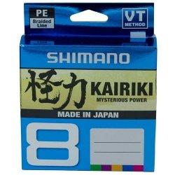 Shimano Plecionka KAIRIKI 0,280mm 300m Multicolor