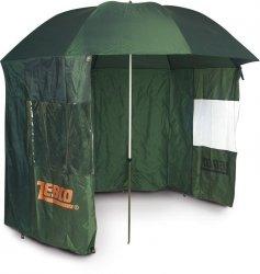 Zebco parasol z bokami Storm Umbrella 250cm