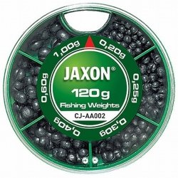 Jaxon ŚRUCINY ZESTAW ST CJ-AA001 70g